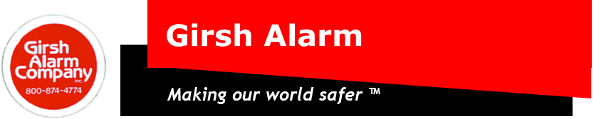 Girsh Alarm: making our world safer (tm)
